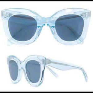 Authentic Celine Marta Butterfly Sunglasses